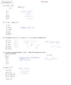 math plane sat practice test 2