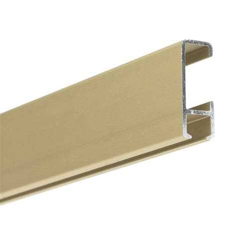 gold curtain rail silent gliss 1080 curtain track black bronze cream gold