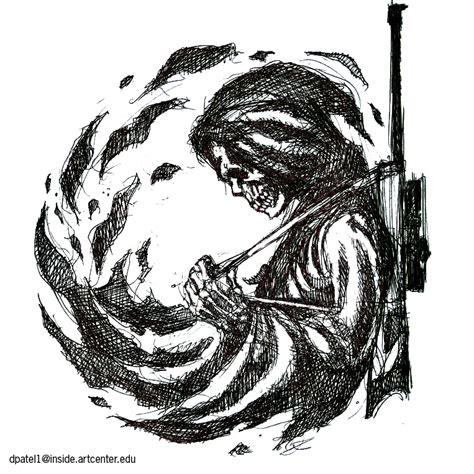 makalah membuat lion the patel blog the grim reaper sniper tattoo number 2