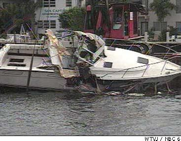 houseboat accident fort lauderdale boating accident 2 coverage