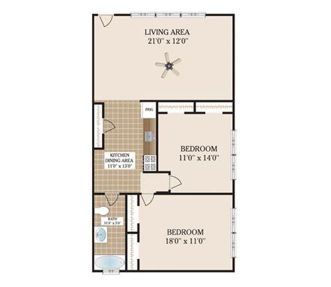 garden apartments 2 bedroom 1 bath 875sqft floor plans 69th street apartments for rent in