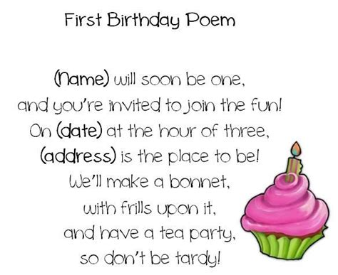 1st Birthday Quotes First Birthday Quotes Like Success