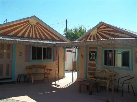 Pinon Court Cabins by Bed Was Confy Picture Of Pinon Court Cabins Buena