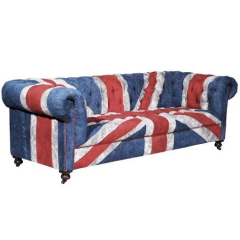 union jack settee flying the flag the true brit blog