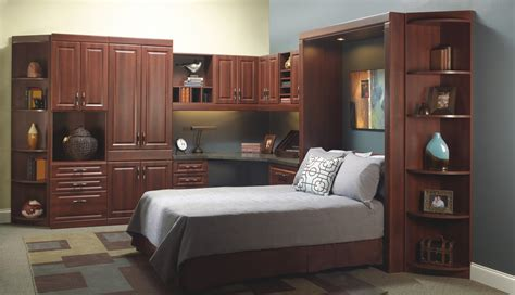 murphy bed office get custom office storage from jacksonville more space place