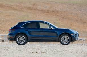 Porsche Macan S 0 60 2015 Porsche Macan S Macan Turbo Test Motor Trend