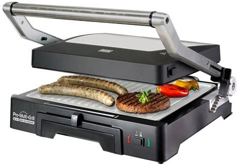 Profi Kontaktgrill Test by Hobbs 17888 56 Cook At Home Paninigrill