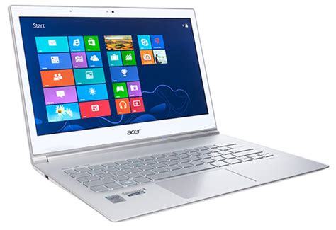 Laptop Acer Windows 8 1 acer aspire s7 392 notebook drivers free for windows 7 8 1