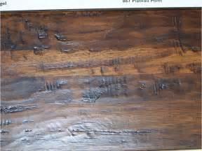 distressed wood floors on distressed wood