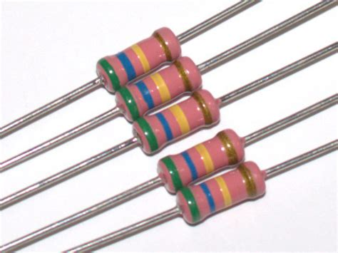 fixed metal resistor b2b portal tradekorea no 1 b2b marketplace for korea manufacturers and suppliers