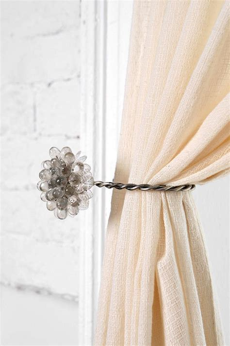 urban outfitters curtain tie backs antique brooch curtain tie back nursery girl pinterest