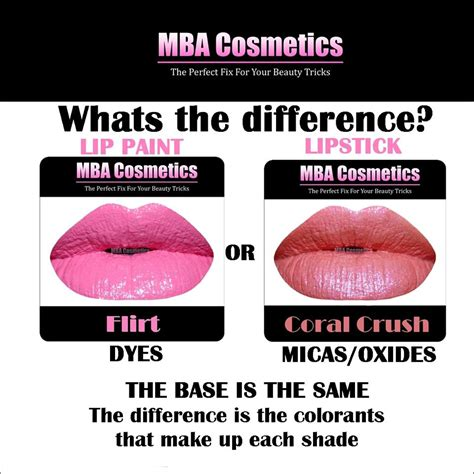 Difference Between An Mba And A Pmba by Agape Designs New Mba Cosmetics Lippies Discount Code