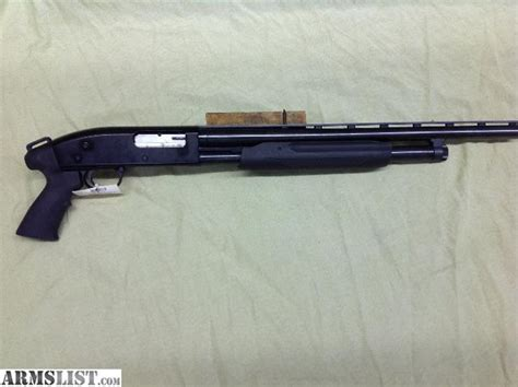 armslist for sale mossberg 12ga home defense
