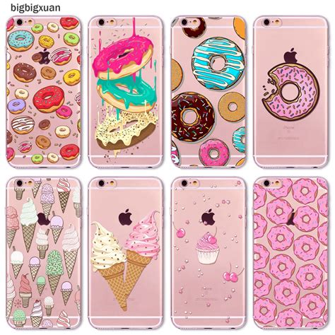Iphone 5 Mickey Doughnut iphone 4 4s 5 5s 6 6s 6 plus donut