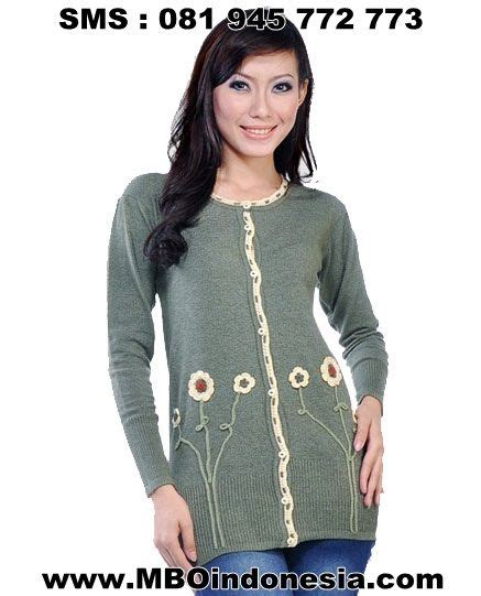 Blouse Gradasi Blouse Wanita Pakaian Wanita blouse wanita terbaru baju blus