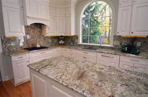 1000 ideas about granite backsplash on custom