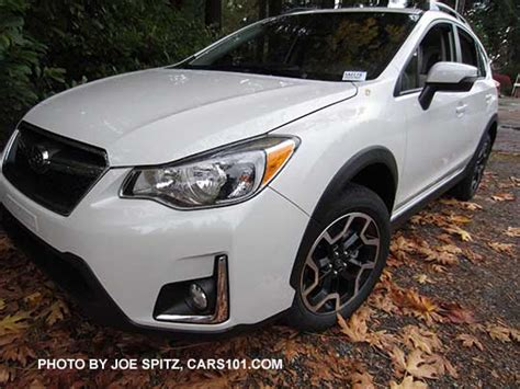 subaru crosstrek 2016 white 2016 subaru crosstrek exterior photo page 1 2016 models