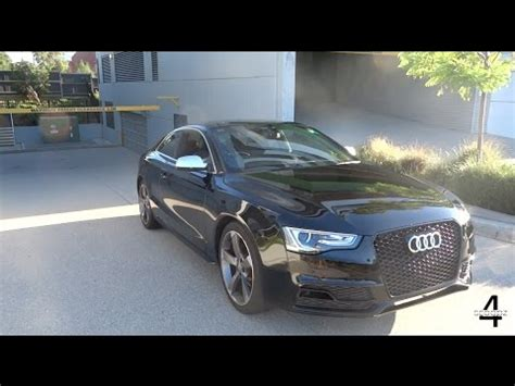 Audi A5 Facelift by Audi A5 2010 Facelift 2015