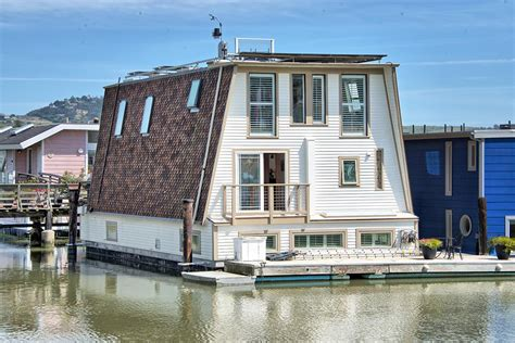sausalito boat houses for sale 6 houseboats for sale right now life at home trulia blog