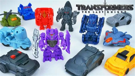 Transformers The Last Tiny Turbo Changers Series 1 Blind Bag transformers the last tiny turbo one step changers wave series 2 shockwave rod