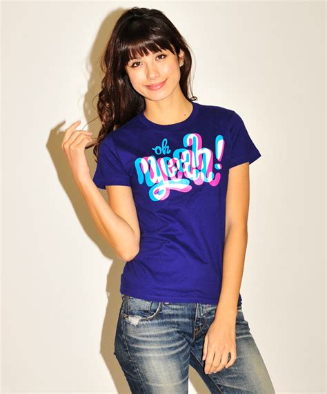 design tshirt graniph japan oh yeah esther aarts illustration