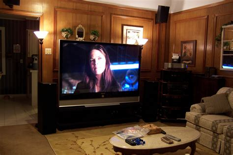 image gallery home theater tv