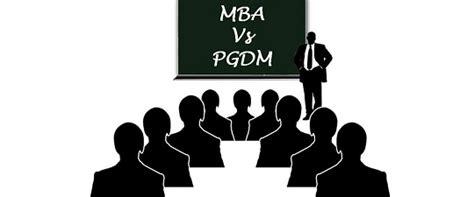 Difference Between Mba And Masters In Finance by Difference Between Mba And Pgdm With Similarities And