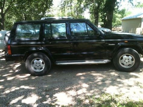 mail jeep cherokee sell used 1994 rhd right drive mail postal jeep cherokee