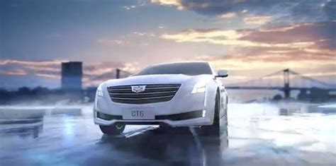 asian person on new cadilaic comeercial cadillac in china ct6 gets a new ad caign via leo