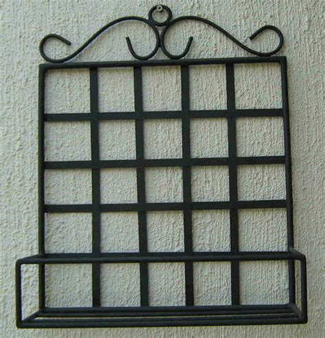 herb shelf other garden decor garden wrought iron herb wall shelf was sold for r190 00 on 21 feb at 00 01