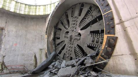La Ligne Grangé by Ratp Prolongement De La Ligne 12 Arriv 233 E Du Tunnelier