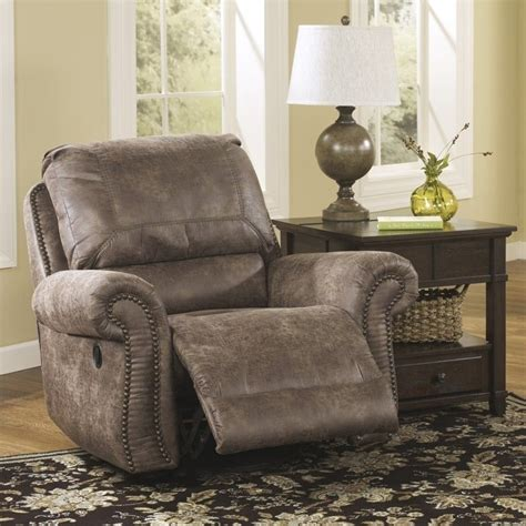 ashley furniture swivel recliner ashley furniture oberson swivel glider recliner in