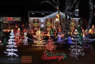 file christmas lights house display jpg wikipedia
