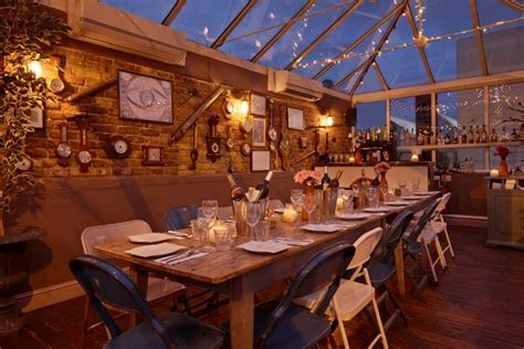 Best Private Dining Rooms In Nyc Bunga Bunga Battersea London