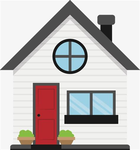 free cartoon house pictures house cartoon vector cartoon house building house residential houses png and