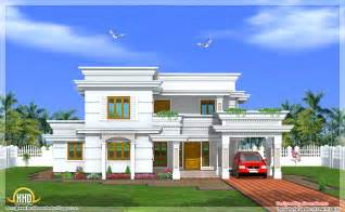 home design story 2 modern two story 4 bedroom house 2666 sq ft kerala