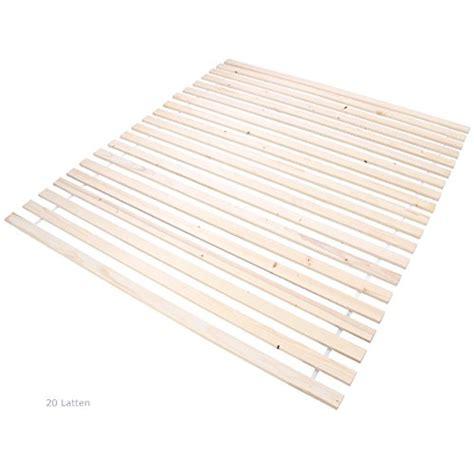 roll matratze 70x200 rollrost rolllattenrost lattenrost bettrost 20 leisten