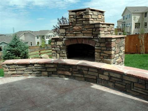 backyard chimney 18 mind blowing diy outdoor fire pits