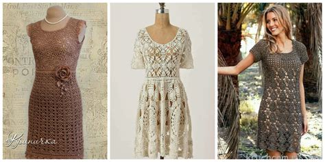 pattern crochet for dress crochet pattern knitting crochet dıy craft free