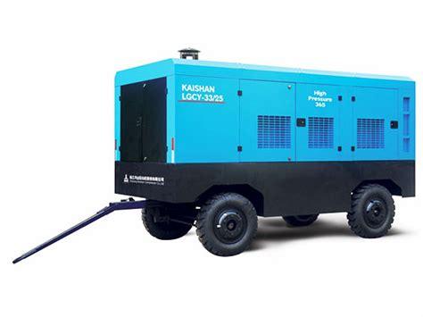 kaishan lg high pressure diesel protable air compressor air compressor