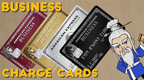 Business Charge Card which amex business charge card is right for you