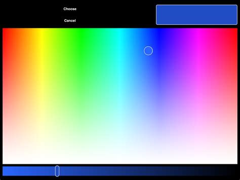 pick color github fcanas ios color picker a color picker for ios