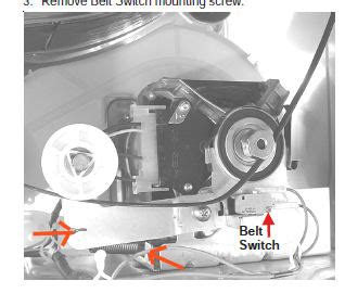 Maytag Dryer Idler Pulley Diagram