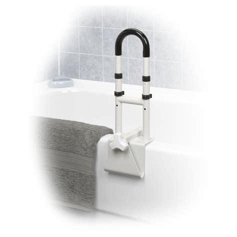 bathtub grab bar height drive medical adjustable height bathtub grab bar safety