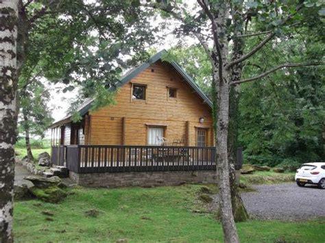 Enniskillen Log Cabins by Picture Of Lusty Beg Island Kesh Tripadvisor