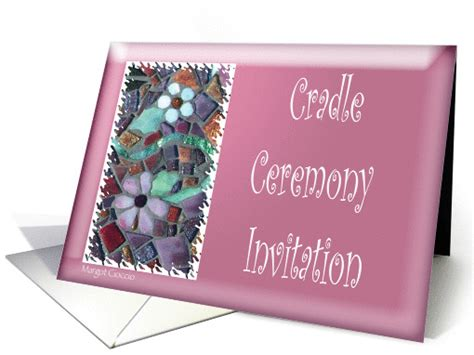 Cradle Ceremony Invitation Card 173552 Cradle Ceremony Invitation Templates