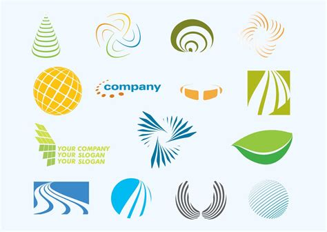 create company logo free logo design vector graphics freevector