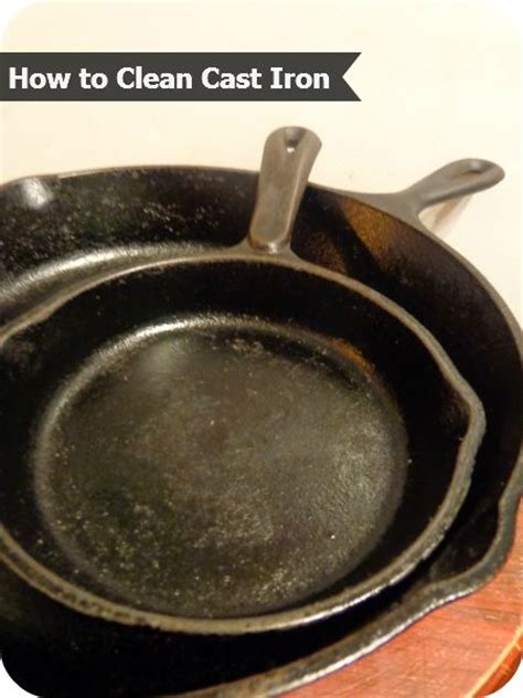 1000 images about cast iron cleaning tips on pinterest irons cast iron skillet and cast iron