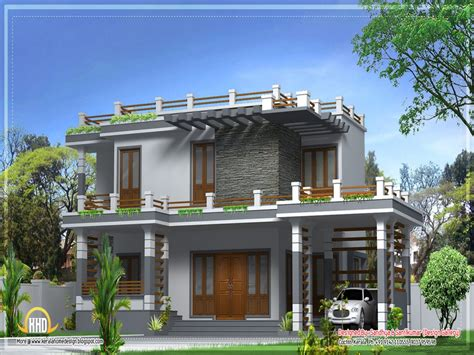 Southern Home Floor Plans by Kerala Modern House Design Nepal House Design Modern