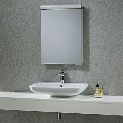 double sided mirror bathroom cabinet buy roper rhodes elevate illuminated single bathroom cabinet with double sided mirror